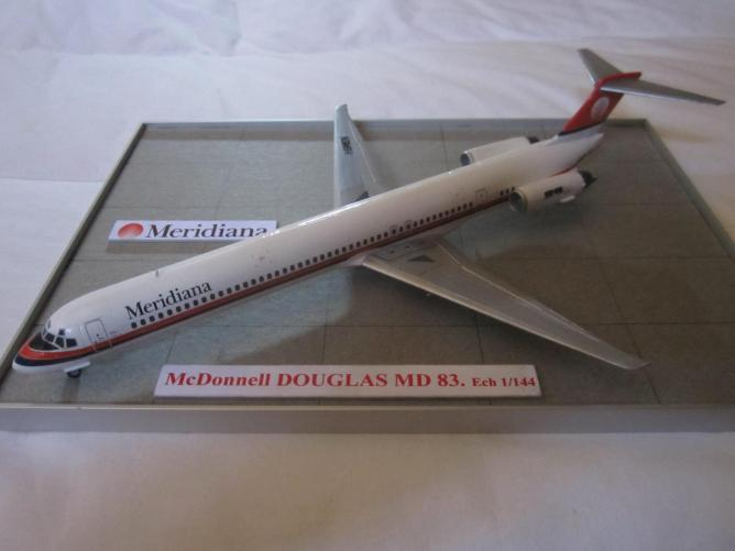Mc Donnell DOUGLAS MD 83