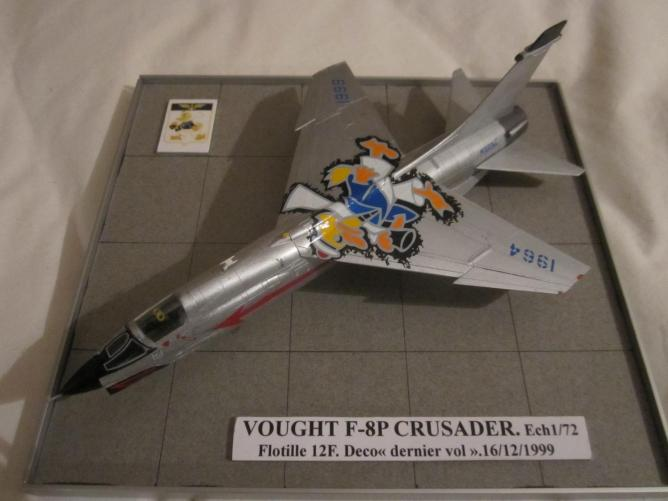 VOUGHT F8P CRUSADER